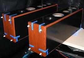 Homemade Stereo Cabinet Diy 3 Way Hi Vi Tower Loudspeaker Project 1 618