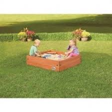 Badger Basket Covered Convertible Cedar Sandbox With Two Bench Seats Wooden Sandbox With Cover Foter