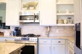 Painting Kitchen Cabinets With Chalk Paint Chalk Painted Kitchen Cabinets Hometalk