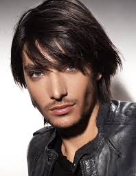 male models with long straight hair smooth haircuts mens fs modern mens hair men hairstyle trendy