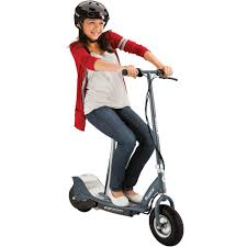 razor e250 electric scooter red walmart com