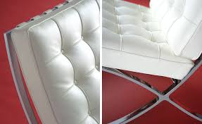 The Barcelona Chair The Barcelona Ichair Or Diva Bienenstock Furniture Library