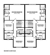 family floor plans multi family plan 90891 at familyhomeplans com