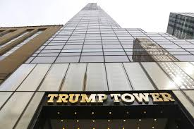 Trumps Hpuse In New York Allegations Jobs Smoothed With Cash Payments At Trump Tower