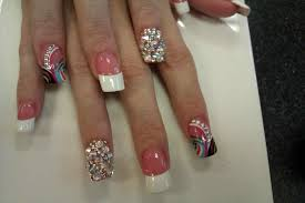 custom cute easy nail designs with steps polish at home decorating