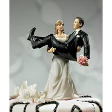 groom cake toppers lifting groom wedding cake topper