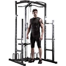 Marcy Bench Press Set Marcy Weight Bench Cage Home Gym Academy