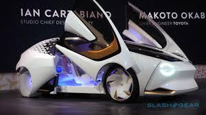 cars toyota 2017 toyota u0027s concept i designers talk ai co pilots and self driving