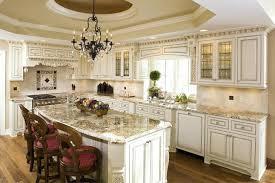Kitchen Glazed Cabinets White Painted Glazed Kitchen Cabinets Medium Size Of Paint Kitchen
