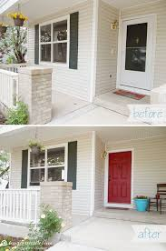 how to paint your house how to paint your front door love pomegranate house