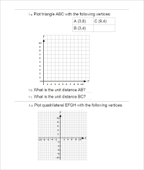 collection of solutions coordinate geometry worksheets year 10 in