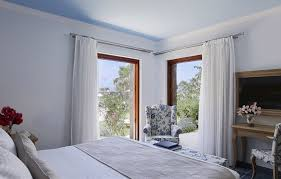 maxi rooms bungalow clic garden view greece luxury hotel beds