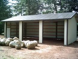 help is there any way to make a pole barn attractive