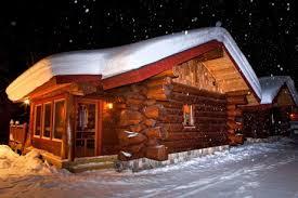 log house aqua log cabins mount bohemia extreme skiing upper peninsula