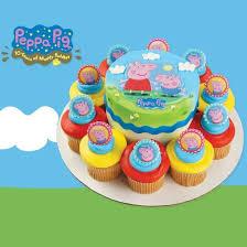 peppa pig cake peppa pig cake pop top