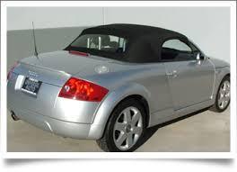 audi tt convertible 2000 2006 audi tt convertible top replacement