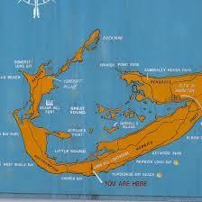 Bermuda World Map The Beautiful Homes Hotels U0026 Beaches Of Bermuda