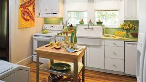 Kitchen Interiors Designs by Stylish Vintage Kitchen Ideas Southern Living