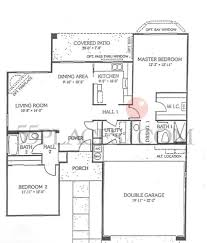 richmond american home floor plans
