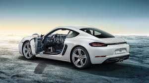 porsche cayman white porsche exclusive u0027s enhancements for 718 are subtly effective