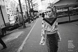 Vanity Fair Photographer Lily Rose Depp For Vanity Fair France By Scott Trindle