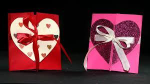 handmade cards diy cards handmade heart card tutorial