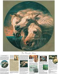 pharaohs horses print by j f herring www hoofprints com