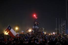 photo gallery chile celebrate copa america title after win