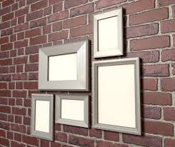 how to hang wall art on brick surfaces ritter lumber