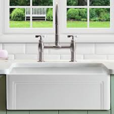 empire industries olde 30 x 18 farmhouse kitchen sink