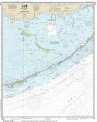 Map Of Florida Gulf by Modern Nautical Maps Of Florida 80 000 Scale Nautical Charts