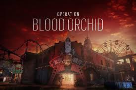 Tom Clancy Rainbow Six Siege Blood Orchid Dlc Wallpaper Operation Blood Orchid Rainbow Six Siege 4k 9401