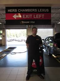 herb chambers lexus automotive alumni south shore vocational technical high