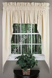 Green Kitchen Curtains by Bridget 63 U201d Lined Swag Set U2013 Charcoal U2013 Rhf Jabot U0026 Swag Kitchen