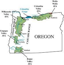 Valley Oregon An Oregon Redemption Willamette Valley Vineyards Tualatin Estate