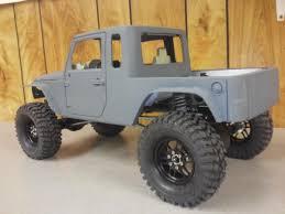 jeep jk8 jeep brute body rccrawler