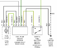 ford ka fuel pump wiring diagram ford wiring diagram schematic