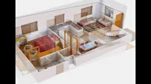 3d floor plan rendering 3d interior rendering of house floor plans youtube