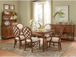 Broyhill Dining Room Sets Broyhill Furniture Samana Cove 4 Drawer Server U0026 Hutch Johnny