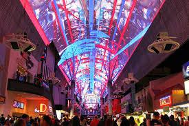 viva vision light show fremont experience