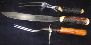 file old carving knife and forks jpg wikimedia commons