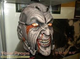 jeepers creepers custom creeper masqurade mask replica movie prop