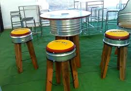Recycle Sofas Free 12 Ways To Recycle Oil Barrels Into Winsome Furniture
