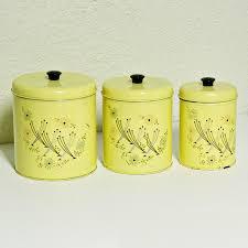 186 best vintage canisters images on pinterest vintage canisters