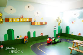 interior design video game themed room decor design ideas