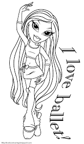 Gorgeous Ballerina Printable Coloring Pages About Grand Article Ballerina Printable Coloring Pages