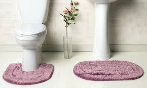 Oval Bath Rugs Contour Bath Rug Ultra Soft Oval Bath Rug And Bonus Crochet