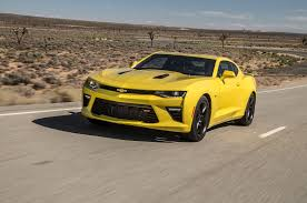 camaro and mustang the 2016 chevrolet camaro is motor trend s car of the year and