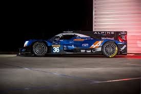 alpine renault 2017 alpine unveils the a470 their lmp2 entry for the 2017 wec season