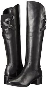 best women s motorcycle riding boots amazon com anne klein women u0027s junip leather riding boot over
